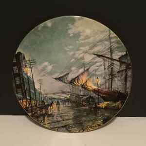 Royal Doulton Sailing with the Tide Plate