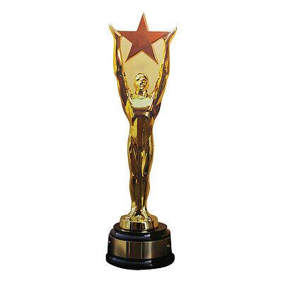 STAR AWARD Huge General Purpose Gold Prize CARDBOARD CUTOUT Standee Standup Prop