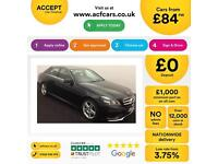 Mercedes-Benz E220 AMG Sport FROM £84 PER WEEK!