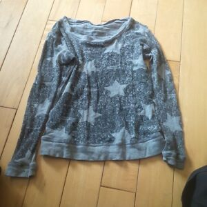 Size 8 Girls Long Sleeves and Sweaters and Jacket Kitchener / Waterloo Kitchener Area image 2