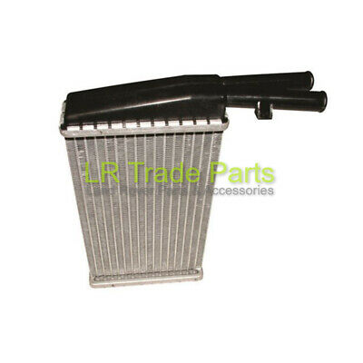 LAND ROVER DEFENDER NEW HEATER MATRIX STRAIGHT PIPES - UTP1725 200 300TDI & TD5