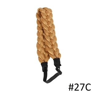 Adjustable natural Braided Hair Headband,Hair extensions Yellowknife Northwest Territories image 8