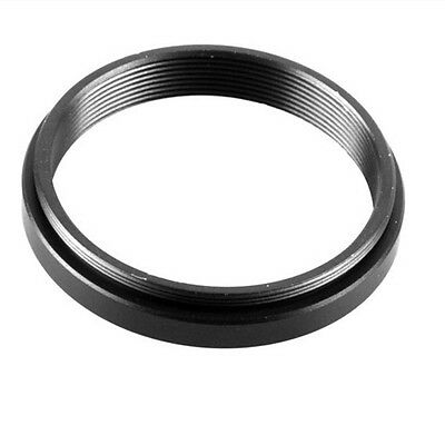 40.5mm-49mm 40.5-49 mm 40.5 to 49 Metal Step Up Lens Filter Ring Adapter Black