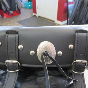 Motorcycle Front Tool Bags - 4 Different Styles Re-Gear Oshawa
