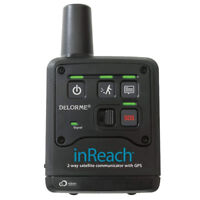 Rent inReach 2-way Satellite Communicator with GPS Tracking Map