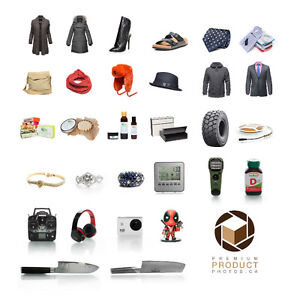 EASY AND AFFORDABLE PRODUCT PHOTOGRAPHY – MAIL ORDER