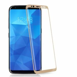 Samsung Galaxy S8 Coloured Tempered Glass Protecter