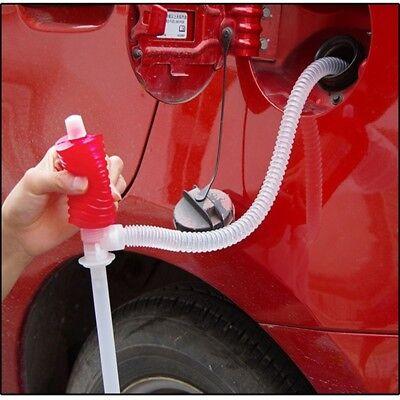 Plastic Car Siphon Hose Liquid Oil Water Transfer Hand Fashion Pump Sucker