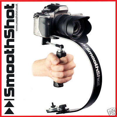 STEADYCAM DSLR DIGITAL CAMERA STABILIZER STEADICAM STABILISERS BY SMOOTHSHOT