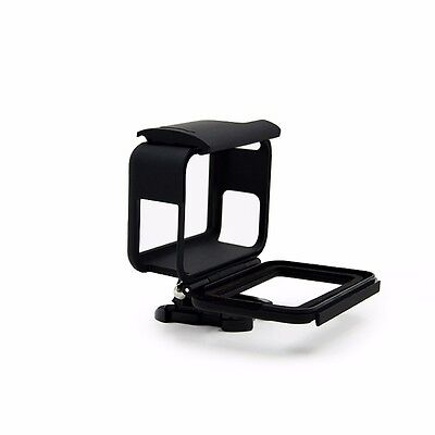 Protect Frame Case Cover + Lens Cap For Gopro Hero 6 5 Camera Accessories