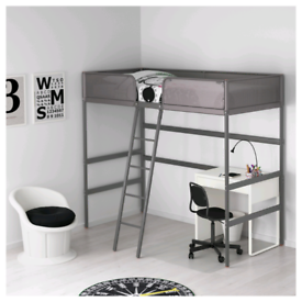 2 x 6 month old loft bed high sleeper bunk bed