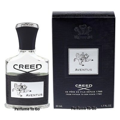 CREED AVENTUS for MEN * 1.7 oz (50 ml) EDP Spray *FRESH & AUTHENTIC* NEW in BOX