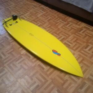 Surfboard 6.5 ft. Stretch F4