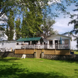 CHALET - MAISON MOBILE - LAC WILLIAM, ST-FERDINAND
