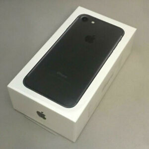 APPLE IPHONE 7 32GB Matt Jet Black ★.MINT 10/10★ FACTORY UNLOCK