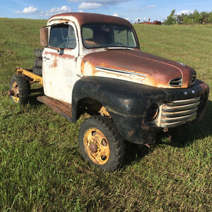 1949 Ford Marmon Herrington 4x4