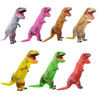 Jurassic World Adult Inflatable Tyrannosaurus Rex T-Rex Costume Dinosaur Toy