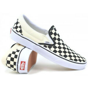 ★Classic VANS Checkerboard Slip-on Skate Shoes: [NEW]★