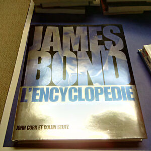 Encyclopedie James Bond Gatineau Ottawa / Gatineau Area image 1