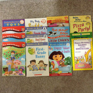 Level 1&2 Children's Books