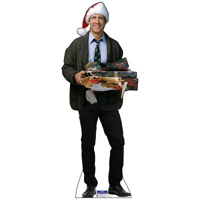 CLARK GRISWOLD Christmas Vacation CARDBOARD CUTOUT Standup Standee Poster Chevy](Standup Cutouts)