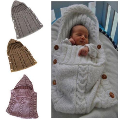 Newborn Baby Soft Fleece Blanket Wrap Shawl Pram Crib Moses Basket Bed Cot PRO·