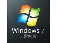 Windows 7 genuine product key 64/32bit