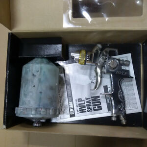 For parts 20 oz. Professional HVLP Gravity Feed Air Spray Gun Kitchener / Waterloo Kitchener Area image 1
