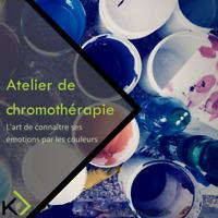 Psychologie des couleurs, atelier en ligne