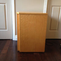 Solid Oak Toy/Game/Storage Piece  -  Urgent Must Sell