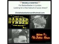 Gents Required For FREE Haircut