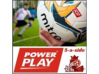 Teams and players wanted for Nottingham 5-a-side league