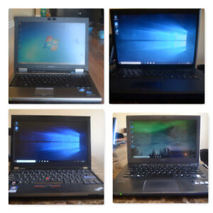 $5 LAPTOPS AUCTIONS:  Please text or mail in your Bid