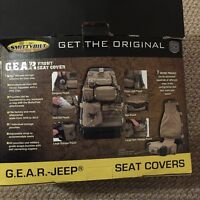 Smittybuilt Jeep Seat Covers