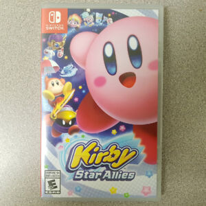 Kirby Star Allies Switch Game