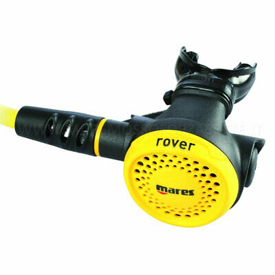 EROGATORE SUB MARES ROVER OCTOPUS DI EMERGENZA DIVE REGULATOR ONLY SECOND STAGE