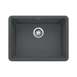 Blanco 401882 Precis U 24 Single Undermount Kitchen Sink