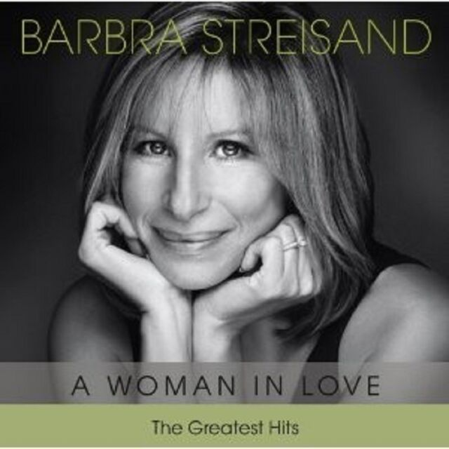 BARBRA STREISAND - A WOMAN IN LOVE-THE GREATEST HITS  CD++++18 TRACKS+++++ NEU