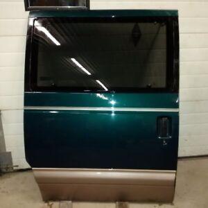 Sliding Side Door fits 1995 to 2005 Safari/Astro van