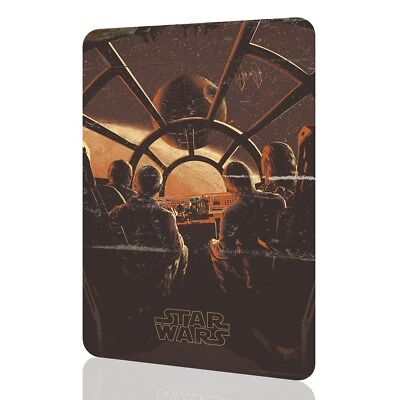 METAL SIGN STAR WARS Collectors 11 Exclusive Poster Decor Wall Art Home Rusted