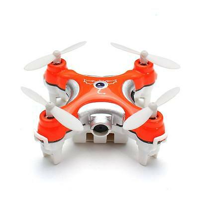 Cheerson CX10C Mini 2.4G 4CH 6 Axis RC Quadcopter with Camera RTF