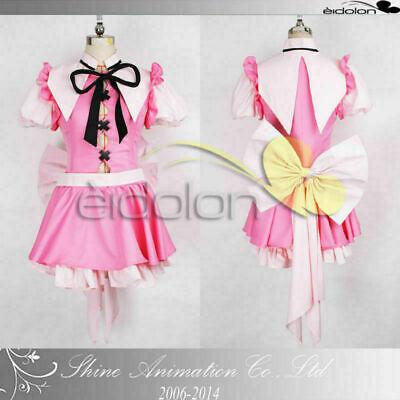 Anime /Game Cosplay Costume party Dress kore wa zombie desu ka Aikawa Ayumu!rt