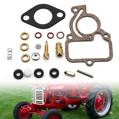For International Farmall Cub Tractor Carburetor Rebuild Kit Lo Boy 154 63349c91