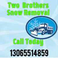 Two Brothers Landscaping & Snow Removal