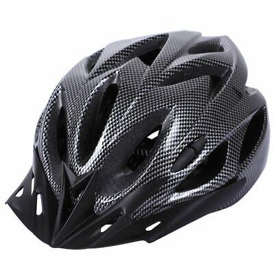 Casco de bicicleta de carbono Casco de seguridad unisex ajustable para H3T1
