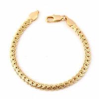 18k Snake bracelet - $40.00 - VALENTINE SALE!!