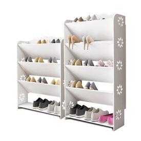 Home Shoes Rack Shelving Storage Solution Unit Shelves Organizer D460D