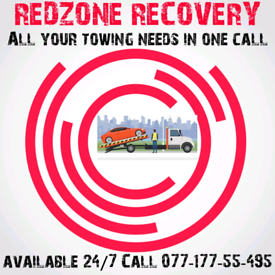 Redzone vehicle recovery breakdown and road assitance nationwide