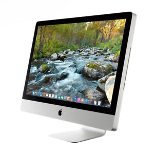 "NICE APPLE IMAC 27"" INTEL I5 8GB RAM 1000GB"