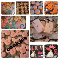 Custom,cookies,cupcakes,cake pops and sweets